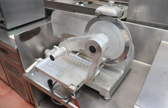 SIRMAN LEONARDO 350 Industrial Meat Slicer