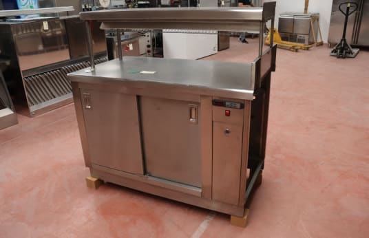 ELIWELL IWC 720 Heated Display Table