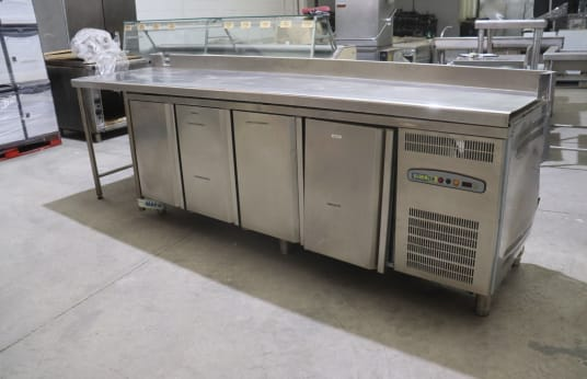 DIMA Refrigerated Work Table