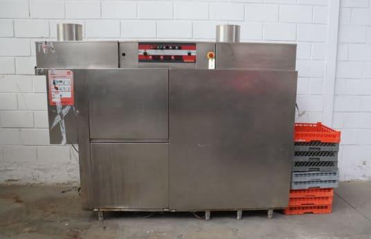 ANGELO PO C92S + TA9C + CVC Conveyor Dishwasher