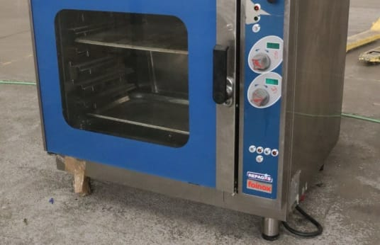 REPAGAS HA 6 Industrial Convection Oven