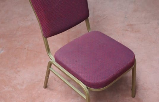 ALLEN PAVITT Lot of 88 Event Chairs