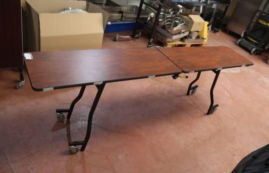 SICO SQ 3823-002 Lot of 60 Folding Tables