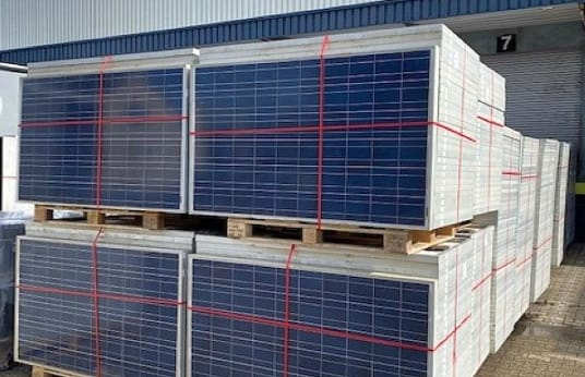 Modules photovoltaïques polycristallins LDK / CANADIAN SOLAR LDK-230P-20 / CS6P-225P 225,60 KWp