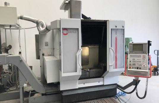HERMLE C 800 U 5-Axis Machining Centre