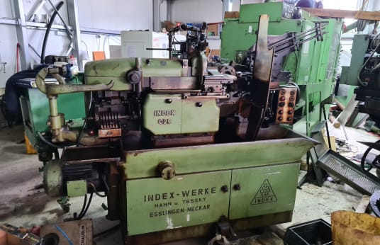 INDEX C29 Automatic lathe