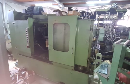 PITTLER PS 26/6 Automatic lathe
