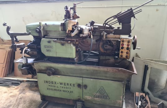 INDEX C29 Automatic lathe