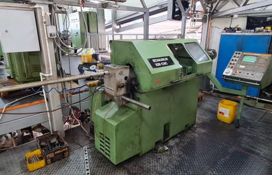SCHAUBLIN 102 CNC Cnc turning lathe