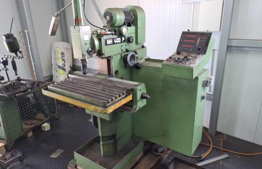 MAHO MH 400 P NC milling machine