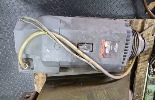 AC SPINDLE MOTOR SJ-4 Motor for TRAUB