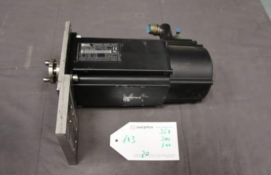 REXROTH INDRAMAT MHD 071 B-061-PG 1-UM Permanentmagnetmotor / Servomotor