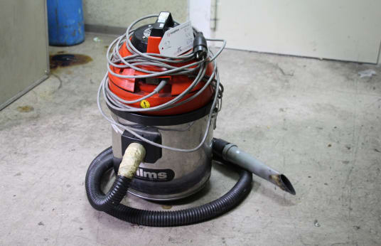 WILMS S 2000 All-Purpose Vacuum Cleaner