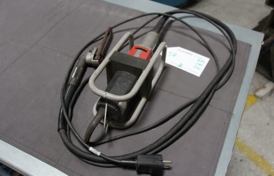 SUHNER MINIFIX 25-R Flexible Shaft Machine