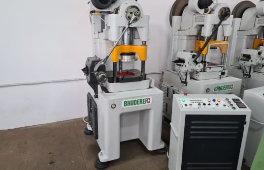 BRUDERER BSTA 30 High Speed Punching Press