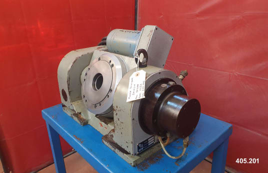 SPIRSIN 80200-CNC Rotary table