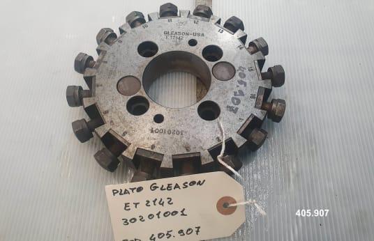 ET2142 30-201-001 GLEASON plate