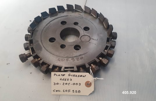 H6603 30-201-003 GLEASON plate