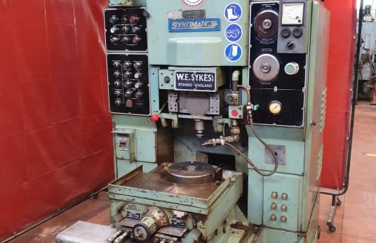 SYKES V-10 Gear shaping machine