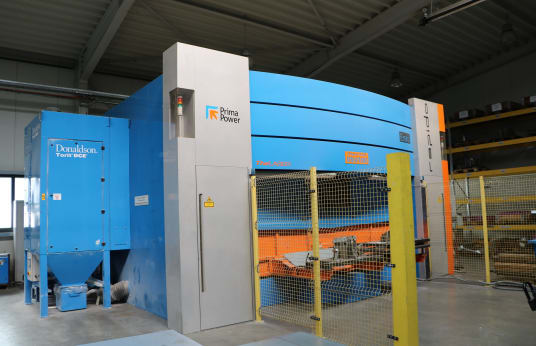 Stroj na rezanie laserom PRIMA INDUSTRIE RAPIDO FIBER P30L