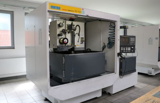 MATRA FANUC Alpha 1C Wire EDM Machine