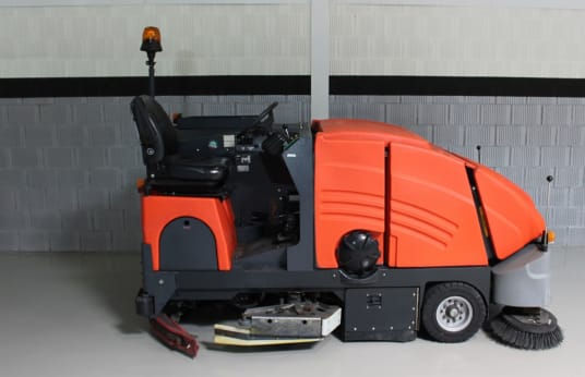 HAKO Hakomatic 1800D Scheuersaugmaschine