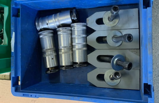 AMF 6406 Lot Clamping Tools / Bench Vice