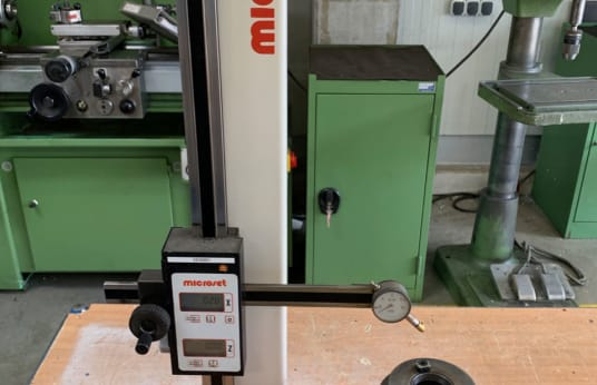 GILDEMEISTER-DEVLIEG Microset EGS 1040 Tool Presetting Device