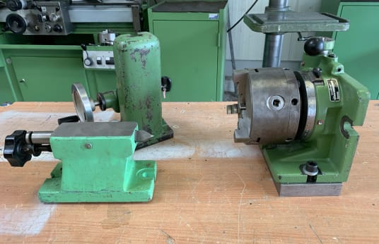 WALTER VTW 2 Indexing Device