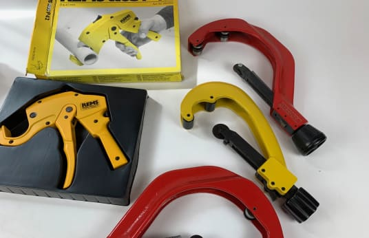 REMS 4 Pieces Pipe Cutter