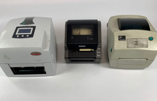 BROTHER Lot (3X) Label Printer