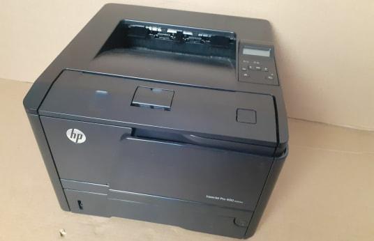 Hp Laserjet Pro 400 M401dne Factory Reset