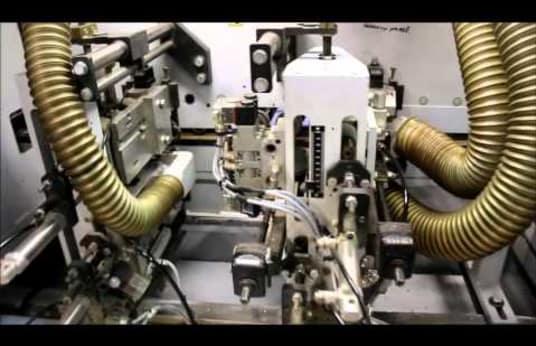HOMAG Optimat KAL 310/6/A3/S2 Кромкооблицовочный станок