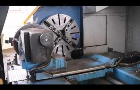TOS SUA 80 CNC strug