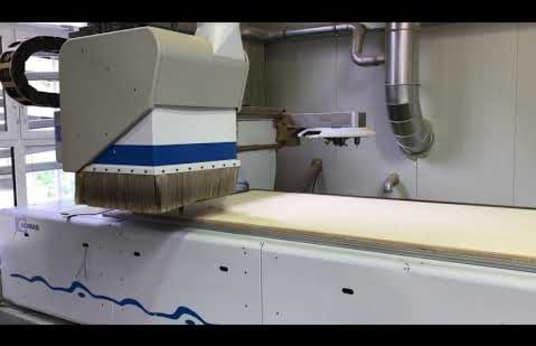 HOMAG BOF 211/52/R CNC Nesting Machining Centre