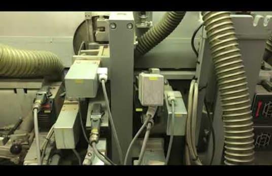 HOLZHER CONTRIGA 1368 Élzárógép