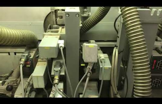 Кантослепваща машина HOLZHER CONTRIGA 1368