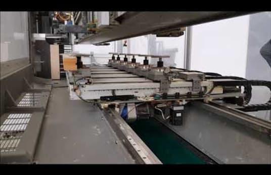 Centro di lavoro per finestre CNC BIESSE UNIWIN