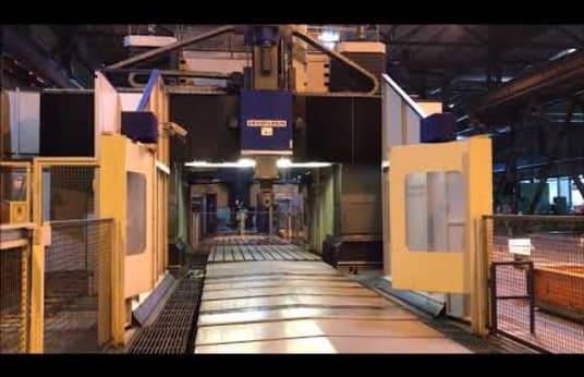 Centro di lavoro DROOP + REIN T 2550 TR75C Plano