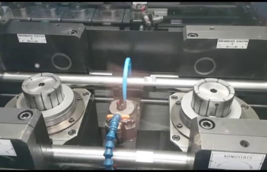 ESCOFIER GFV CNC-Kaltwalzmaschine
