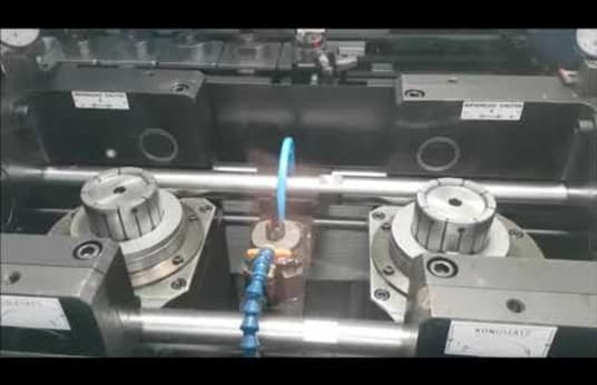 Macchina per laminazione a freddo CNC ESCOFIER GFV