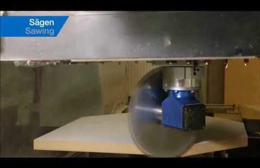 BENZ Einfachwinkelkopf MONO R sawing- and snipping unit