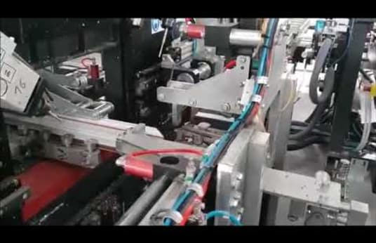 GRAF LINEAR FAB 500 CNC Machining Centre