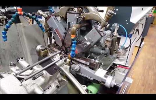 TORNOS M7 Automatische staafdraaibank