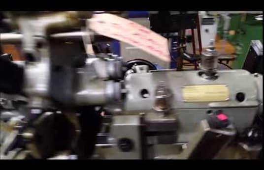 TORNOS M4 Automatische staafdraaibank