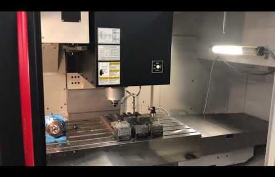 Centro de mecanizado vertical MICROCUT V-30