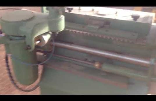 OMEC OMEC 750 Dovetailing machine for drawers
