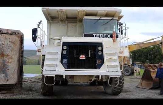Camion per carichi pesanti TEREX TR 40