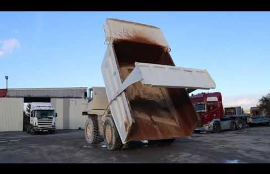TEREX TR 40 Rock Truck