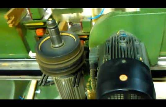 WADKIN JET  VIP 59 - 40 Set of Moulder and Tenoner Machine